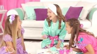 ameurop sweet care spa tv ad glam body english 2015 30 sec Video