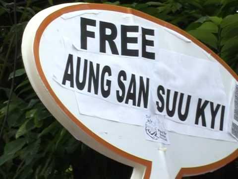 Myanmar junta puts Aung San Suu Kyi on trial