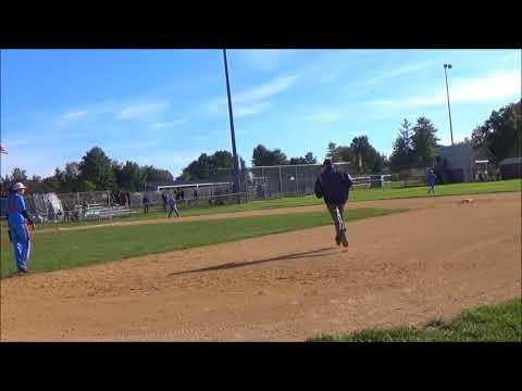 "Logan ""LSL"" Rager 2017-2018 Baseball Batting Highlights"
