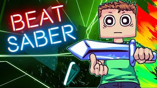 【Beat Saber】I Can Swing My Sword by Tobuscus (EXPERT)