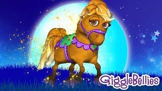 All The Pretty Little Horses   Lullabies   GiggleBellies