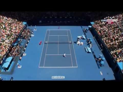 Agnieszka Radwańska - Victoria Azarenka Australian Open 2014