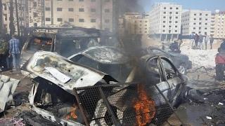أخبار عربية | عشرات القتلى بتفجيرين في العاصمة السورية #دمشق