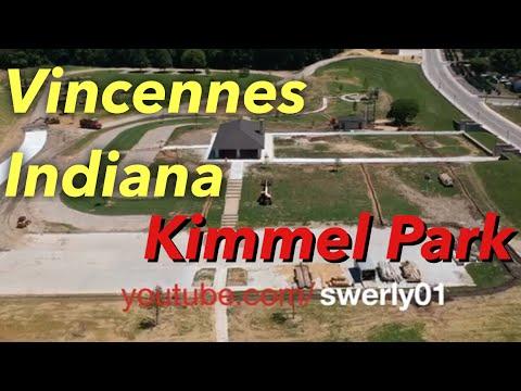 Kimmel Park Vincennes Indiana DJI Spark Drone