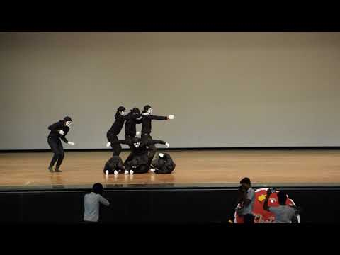 Mime CCET students Indian army Sketch 2K18 Kongu convention centre grand finale