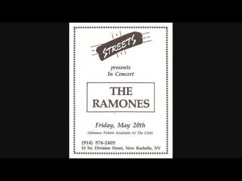 Ramones - Streets (New Rochelle, New York 20-5-1988)
