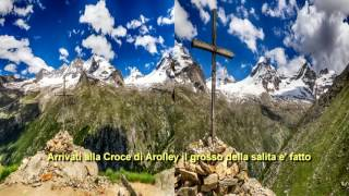 Trekking in Val D'Aosta