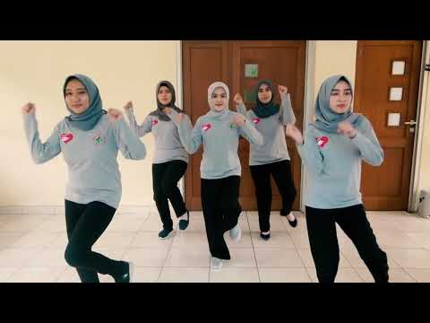 Senam Germas  Meraih Bintang  Via Vallen  Official Theme Song Asian Games 2018