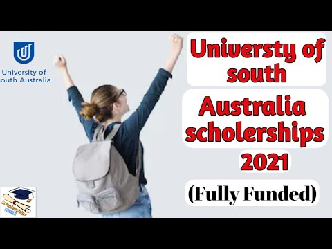 University of South Australia Scholarship 2021 ...