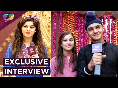 Sher E Punjab Maharaja Ranjeet Singh Cast's Exclusive Interview | Life Ok