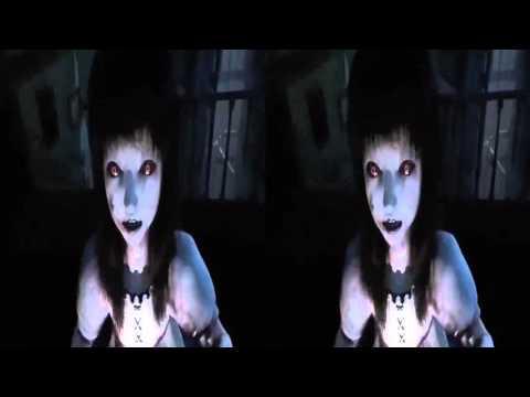 Vr horror 3d