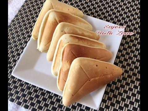 How to make Cake using Toaster   Toaster Cake