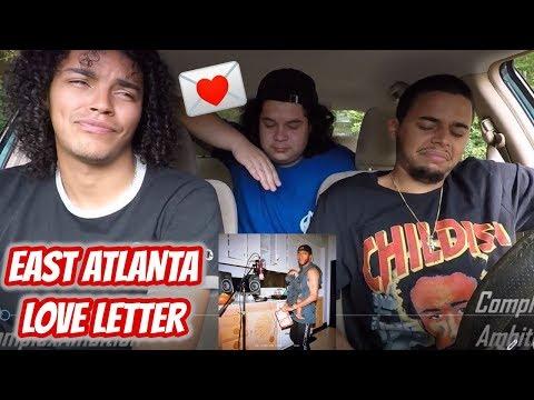 6LACK - EAST ATLANTA LOVE LETTER   REVIEW REACTION