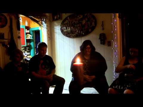 Singing Bowl Meditation (Rey Household, 11/18/2013)