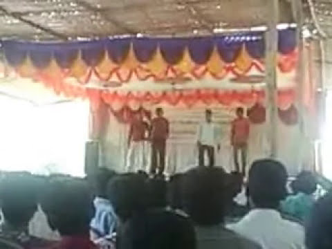 Comedy performance of prakash mtp groups of KMCollege, Muthur