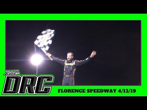 Florence Speedway | 4/13/19 | Josh Rice