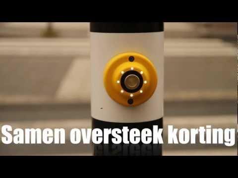 Campagnevideo uitgelekt: Oversteken bij stoplichten voortaan betaald