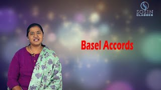 Basel Accords : Economy Through Vocabulary By Mrs.Neelima