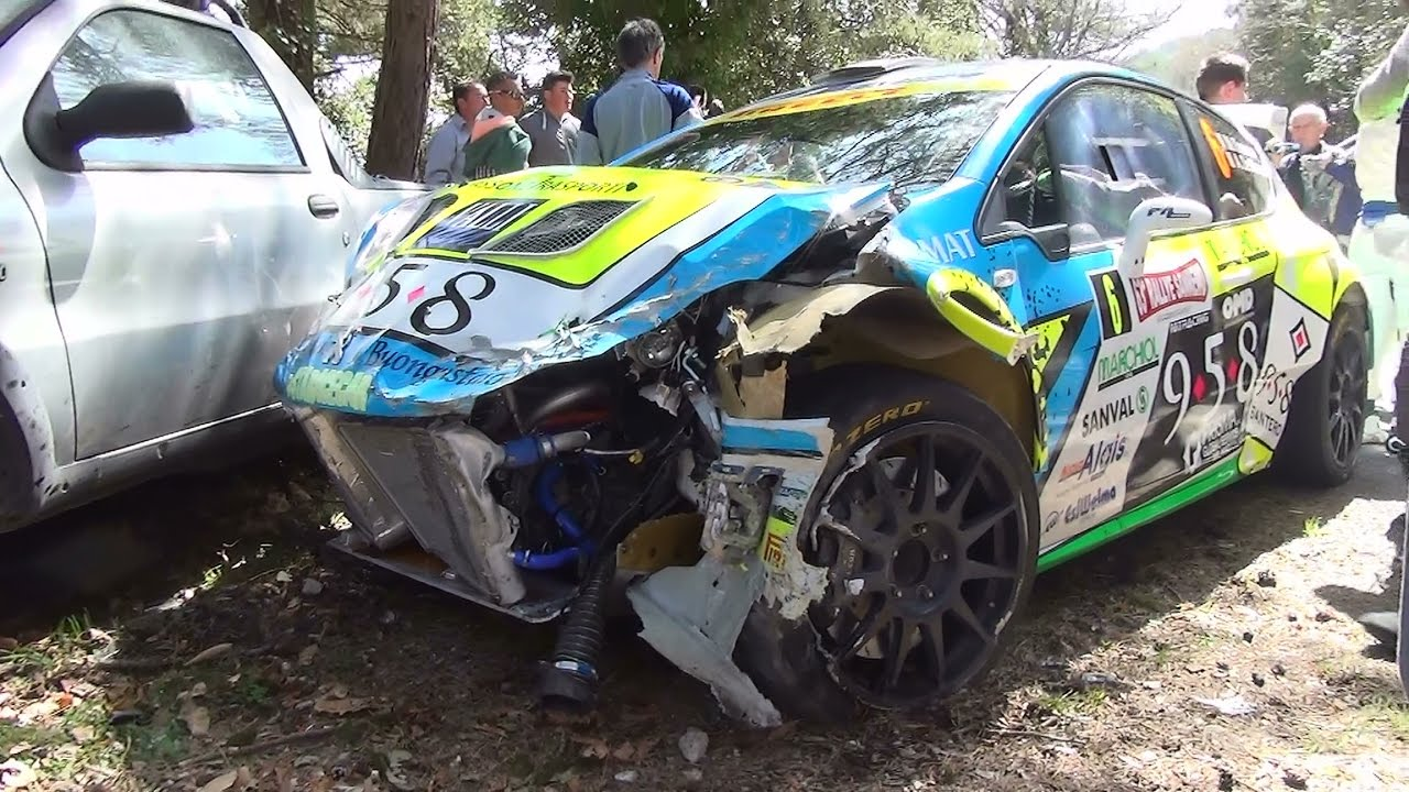 Best of rally 2016 [HD] Show Crash Mistakes pure sound rallye