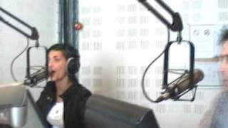Freestyle ragga de Florian & Philou avec Shéryfa Luna