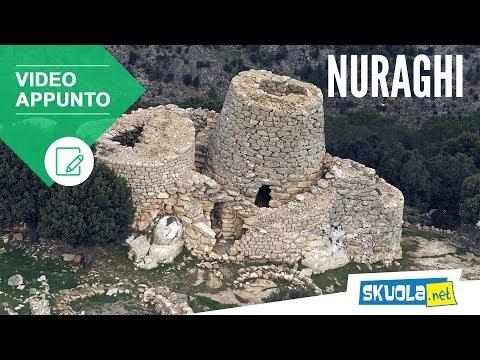 Sardegna: i nuraghe