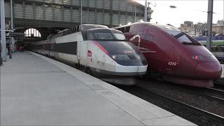 Video Trains at Paris Gare Du Nord   07/02/17 4K! download MP3, 3GP, MP4, WEBM, AVI, FLV November 2017