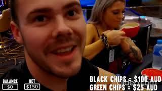 Captain Davo- Live Blackjack- Goİng All In #mustwatch #pokerstars #captaindavo