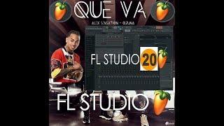 Alex Sensation Ft Ozuna Que va REMAKE FLP Instrumental FL STUDIO Prod by Mike O. Ali.mp3