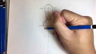 Drawing the mannequin