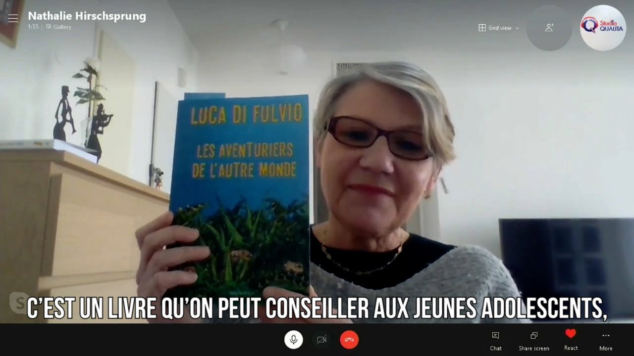 Le roman jeunesse de Luca di Fulvio - Le Sepher du Libraire#97
