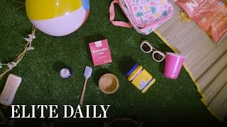 What To Do When You Forget To Wear Deodorant [LABS] | Elite Daily
