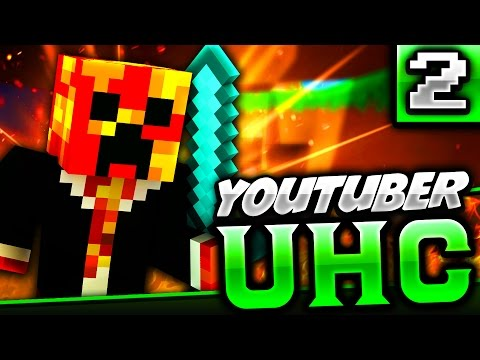 Minecraft SOLO YOUTUBER 1.9 UHC! | #2 (Ultra Hard Core) With PrestonPlayz