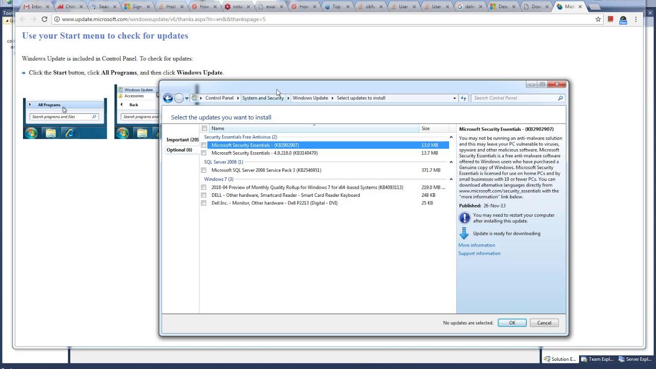 Visual Studio 2010 Service Pack 1 Update