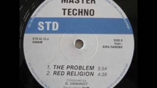 Master Techno - Red Religion (1992)