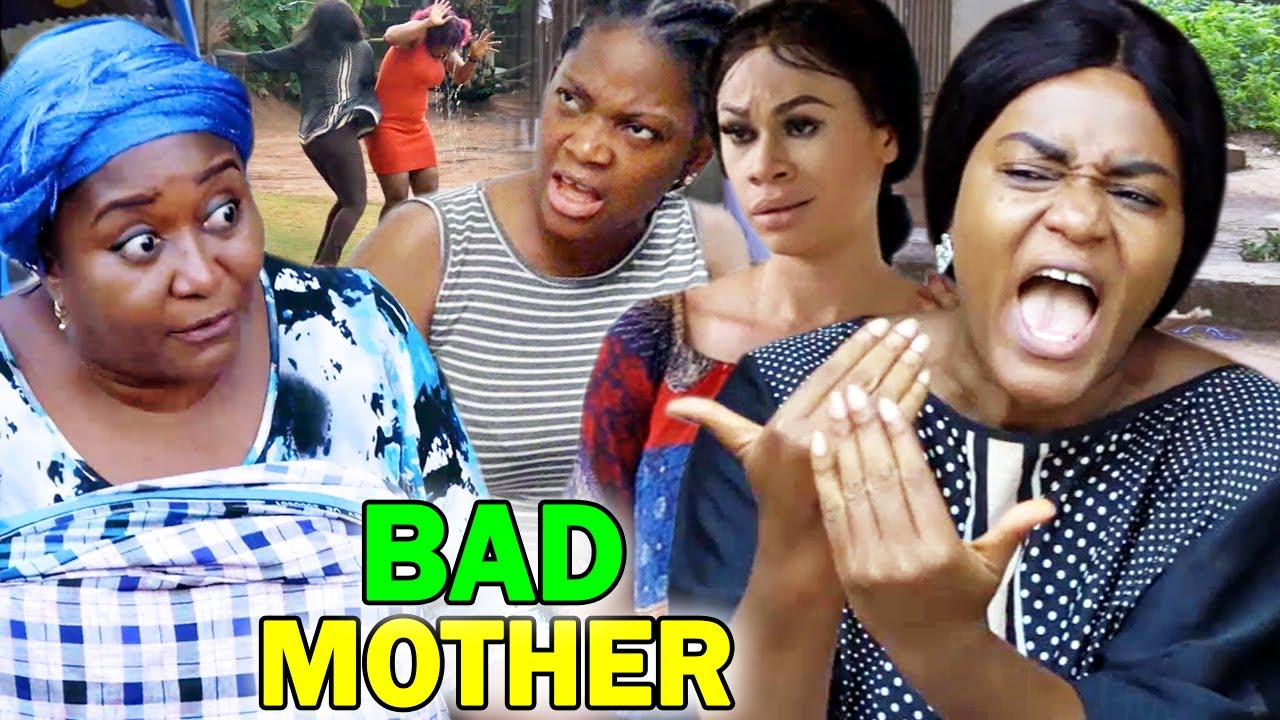 Download Bad Mother Complete Season 5&6 - New Movie'' Ebele Okaro & Queen Nwokoye 2020 Latest Nigerian Movie