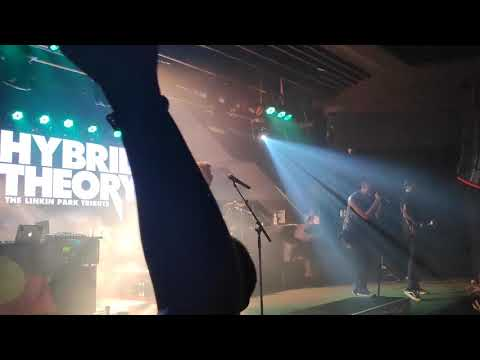 HYBRID THEORY ( LINKIN PARK TRIBUTE BAND) SHADOW OF THE DAY