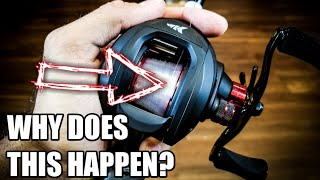 How to FIX Uneven Line SPOOLING a Baitcaster How to SPOOL a Baitcaster 2018