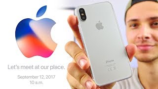 iPhone X Event Announced! What To Expect