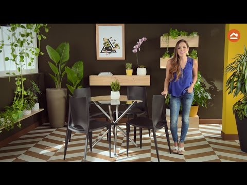 5 tips para decorar tu comedor youtube for Decorar vitrina de comedor