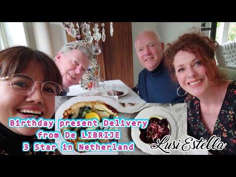 BIRTHDAY  PRESENT DELIVERY FROM DE LIBRIJE 3 START IN NETHERLAND