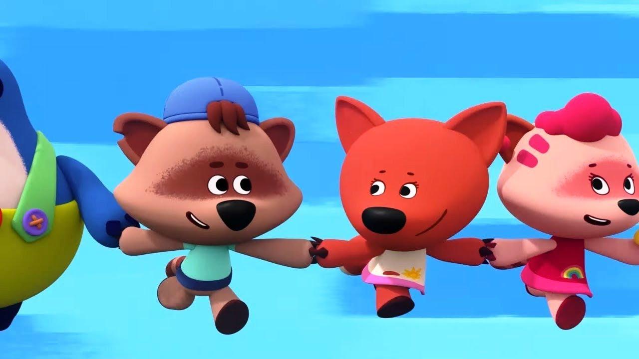 Ми-ми-мишки - Идеальный день - Летние приключения - Новые серии! Мультики