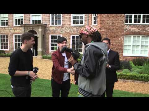 Dan & Phil meet Snoop Dogg at Radio 1's Big Weekend
