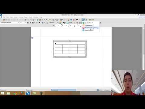 WordPerfect X7 (WordPerfect Office X7)