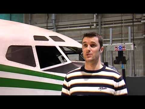 Bachelor of Engineering in Aeronautical Engineering at the University of Limerick LM077