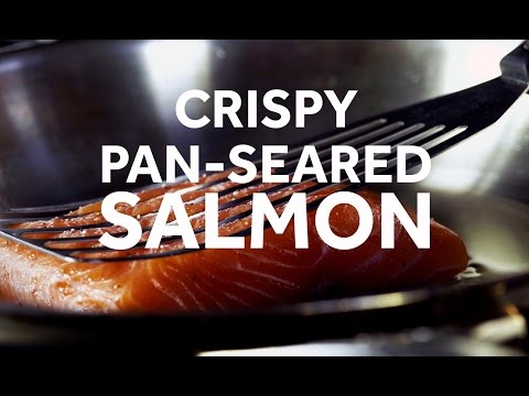 The Food Lab: How To Make Pan-Fried Salmon Fillets With Crispy Skin