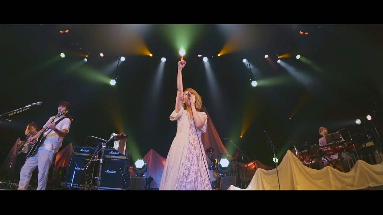 moumoon「Triangle」(FULLMOON LIVE TOUR 2018 〜Flyways〜 in 恵比寿ザ・ガーデンホール)