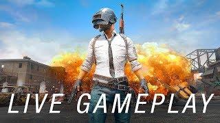 PUBG on PC | Battlegrounds Best Solo, Duo & Squad Live Stream Gameplay
