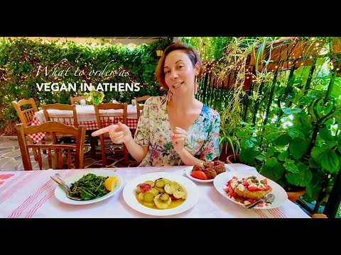 Vegan or vegetarian in Greece? Here's your survival guide