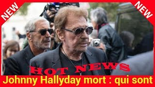 Johnny Hallyday mort : qui sont ses petits-enfants Ilona, Emma et Cameron Smet ?