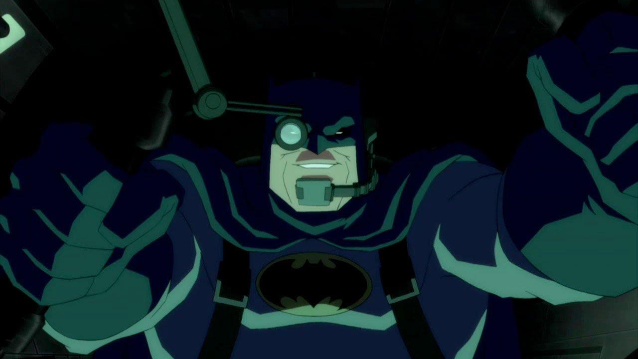 Batman  The Dark Knight Returns  Part 1 Trailer HD - YouTube 3c879943e9a